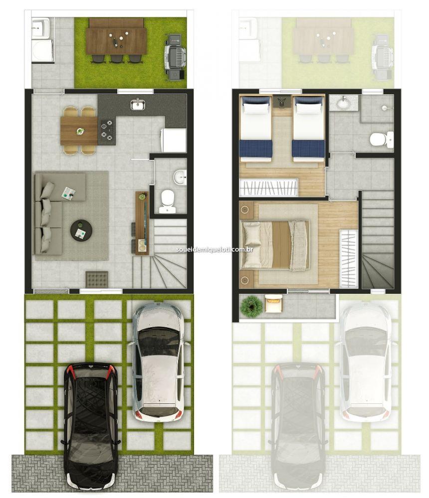 Suzano Casa em Condomínio venda Parque Santa Rosa